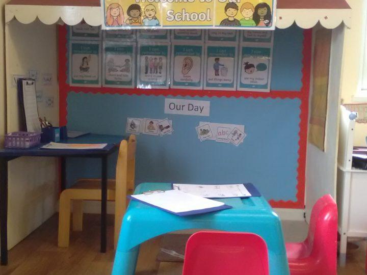 'Big School' role play